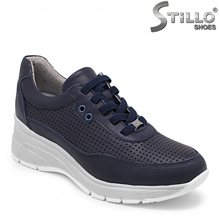 Pantofi dama sport  cu perforatie -36331