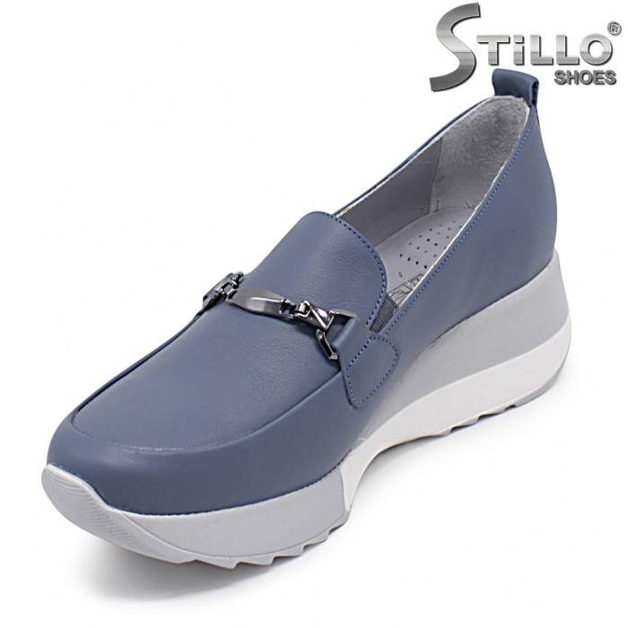 Pantofi dama anatomici pe platforma  - 36333