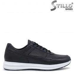 Pantofi barbati sport de culoare albastru -36348