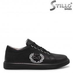 Pantofi dama sport din piele naturala - 36349