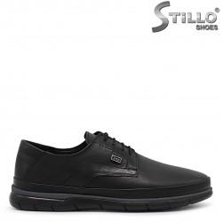 Pantofi barbati eleganti sport din piele naturala – 36360