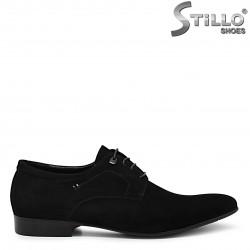 Pantofi barbati din velur natural – 36367