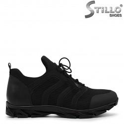 Pantofi sport barbati din piele si textil – 36438