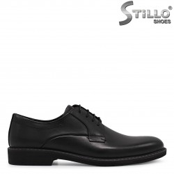 Pantofi barbati eleganti din piele naturala - 36442