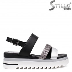 Sandale dama MARCO TOZZI  cu platforma groasa - 36505