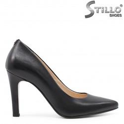 Pantofi eleganti si cu toc  din piele naturala– 36615