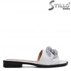 Papuci dama cu decoratie - 36747