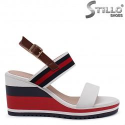 Sandale dama pe platforma  – 36800