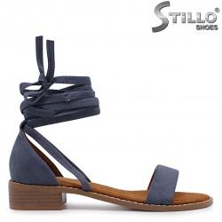 Sandale dama cu sireturi la glezna – 36930
