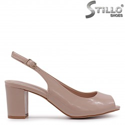 Sandale dama cu toc mijlociu  – 36932