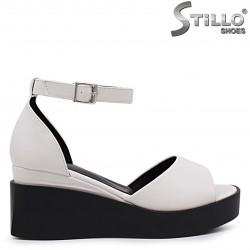 Sandale dama cu platforma mijlocie – 36953