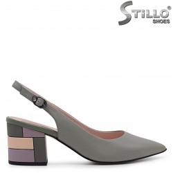 Sandale dama cu partea din fata acoperita  – 36985