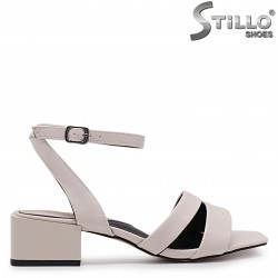 Sandale dama cu toc mijlociu – 37034