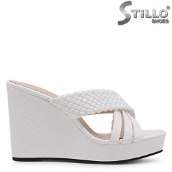 Papuci dama cu platforma inalta – 37041