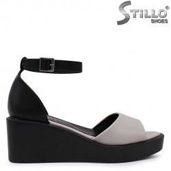 Sandale dama cu platforma – 36956