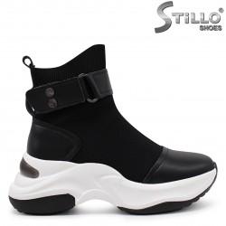 Sneakers dama tip ghete  – 37085
