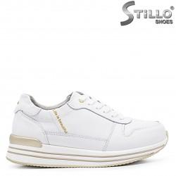 Pantofi dama sport pe platforma - 37155