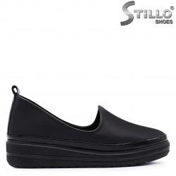 Pantofi dama casual cu platforma  - 37179