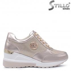 Pantofi dama sport pe platforma  - 37180