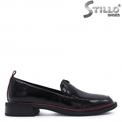 Pantofi de toamnă pentru femei din piele naturală – 37199