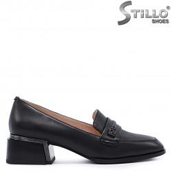 Pantofi de toamnă pentru femei din piele naturală – 37208