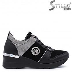 Pantofi dama sport eleganti pe platforma  – 37370