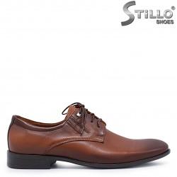 Pantofi barbati eleganti de culoare maro – 37267