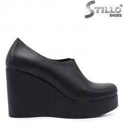 Pantofi dama de toamna cu platforma inalta - Nr. 34 – 37287
