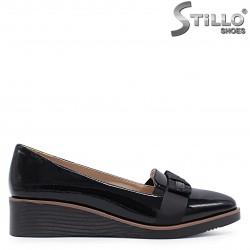 Pantofi dama eleganti cu platforma si funda – 37306