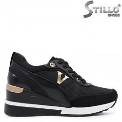 Sneakers dama sport eleganti cu platforma – 37307