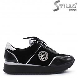 Sneakers dama din piele naturala – 37371